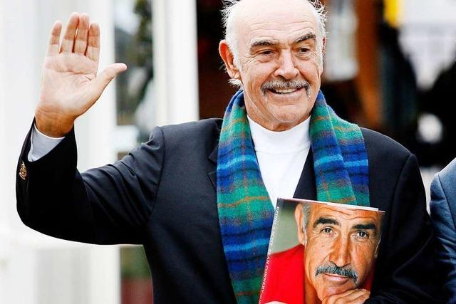 Lizenz zur Lässigkeit: Zum Tod von Sean Connery