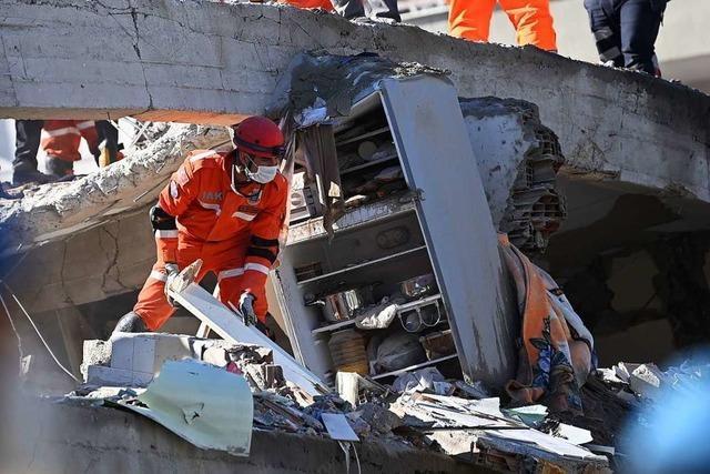 Nach dem schweren Erdbeben in Izmir wächst die Angst am Bosporus