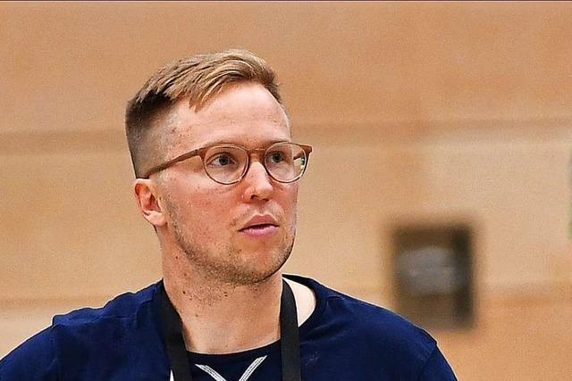 FT-Trainer Jakob Schönhagen ist hochzufrieden