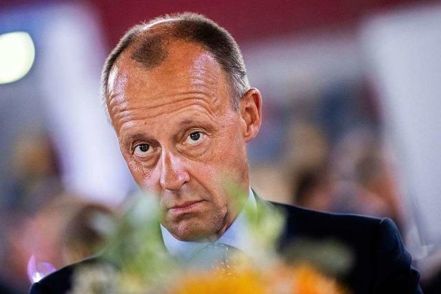 Merz hat sich in der harmoniebedürftigen CDU diskreditiert