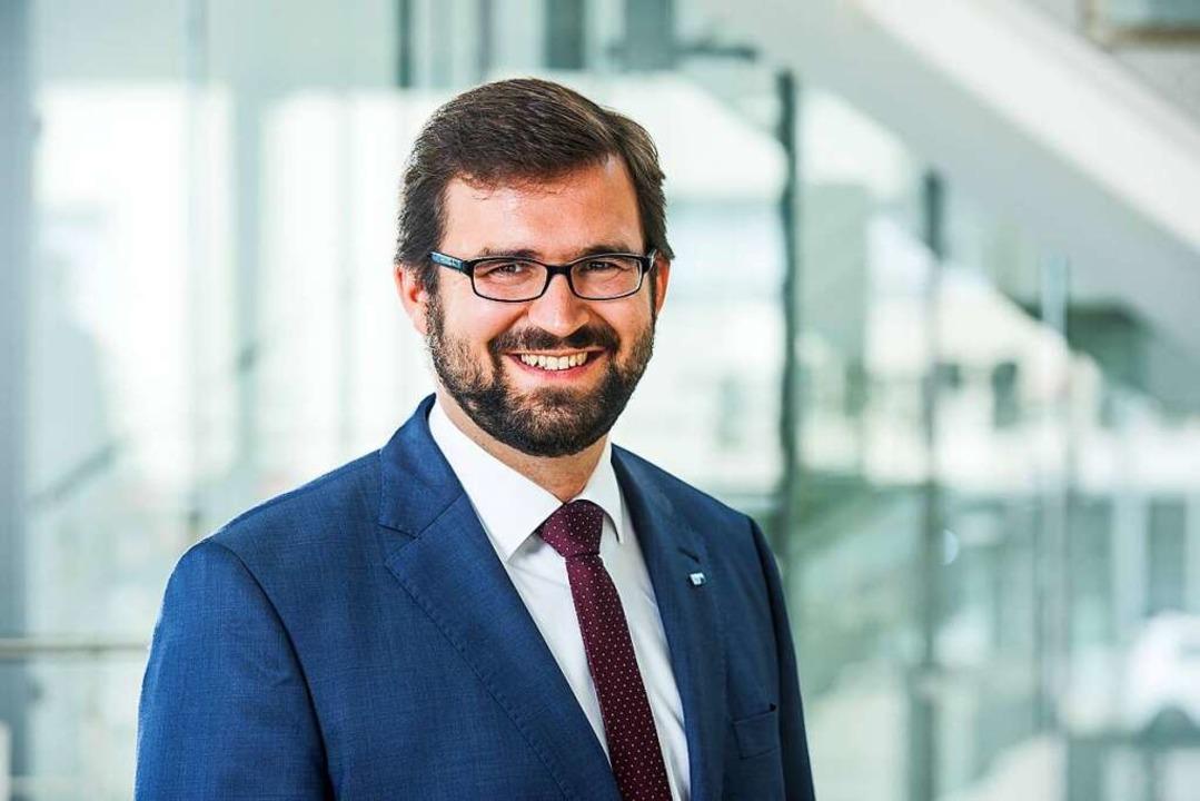 Simon Kaiser, Leiter des Geschäftsbere...ldung bei der IHK Südlicher Oberrhein.  | Foto: Klaus Polkowski