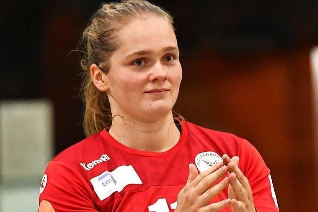 Natacha Buhl verlässt die HSG Freiburg