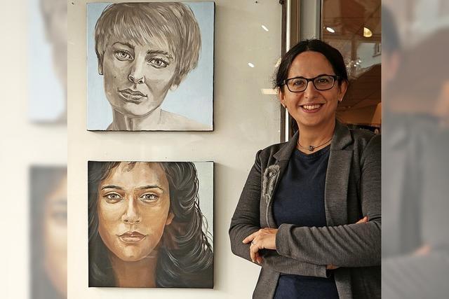 Kunst in Schaufenstern statt Museen