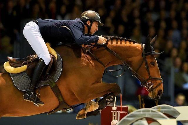 CSI-Weltcup der Reiter in Basel abgesagt