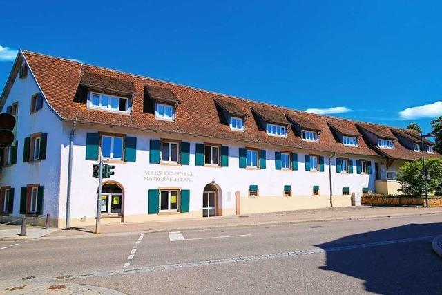 Volkshochschulen und Büchereien im Markgräflerland bleiben geöffnet