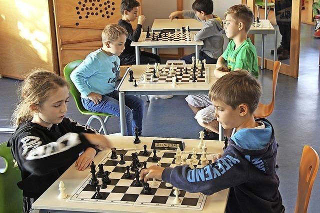 Schachsiege schon im Kindergartenalter