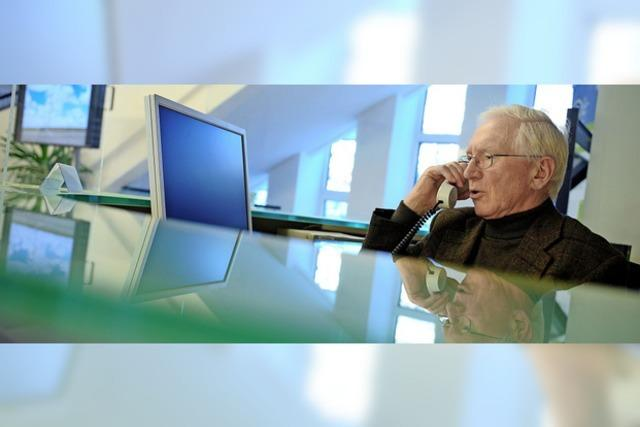 Mehr Ältere als Jüngere ab 2030