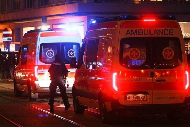 Newsblog: Fünf Todesopfer bei Anschlag – Täter war IS-Anhänger
