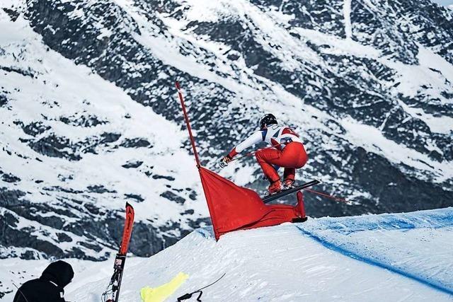 Die Oma wird für Skicrosser Tobias Baur zum Karriere-Beschleuniger