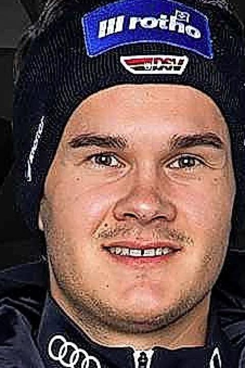 Das DSV-Logo auf der Mütze ist für Tobias Baur nur noch Erinnerung.  | Foto: BZ