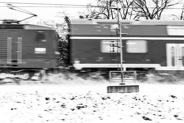 Debatte um Reaktivierung - Studie zu stillgelegten Bahnstrecken