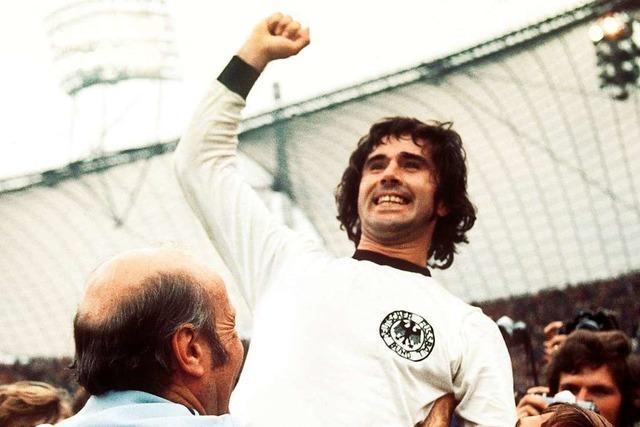 Was macht Gerd Müller so berühmt?