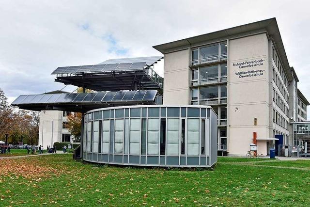 Konzentration schadet nicht – auch nicht bei den Freiburger Berufsschulen