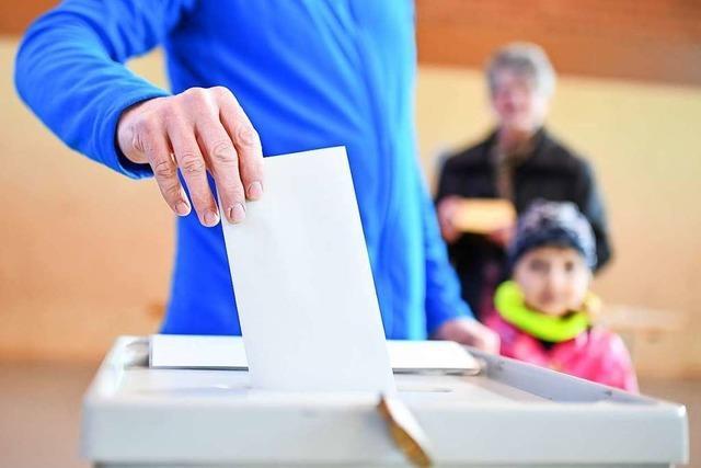 Diese Kandidaten und Kandidatinnen aus Freiburg und Umgebung wollen in den Landtag