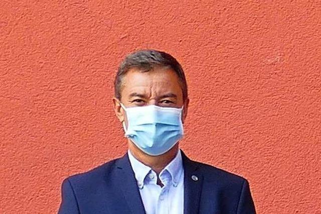 Bürgermeister Kieber in Quarantäne