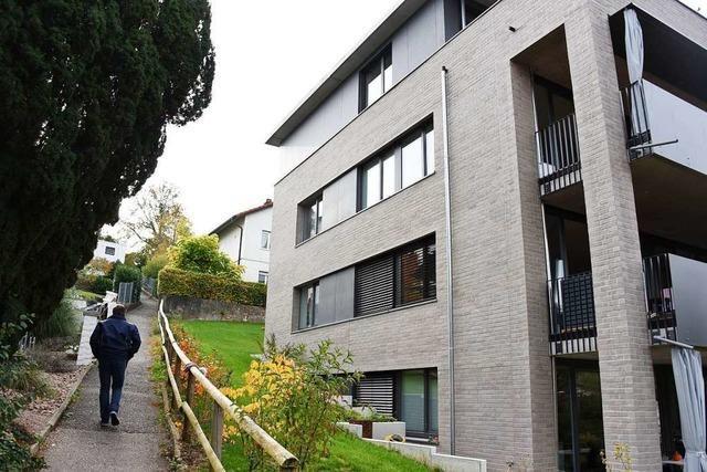 Anwohner in Lörrach verklagen Bauherrn nach einem Hangrutsch