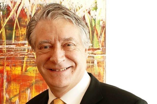 Vorstandschef Peter Schuster verlässt den Badischen Winzerkeller
