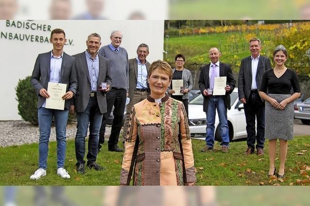 Staatsehrenpreis für Wiedemann