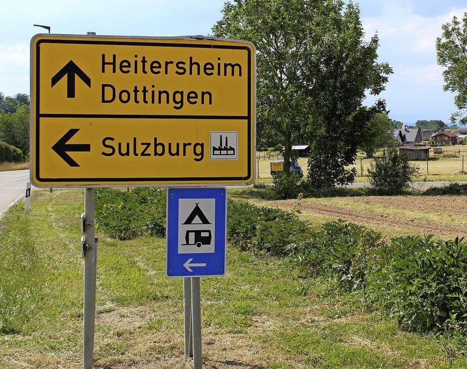 Das Neubaugebiet Holzweg IV beschäftigt derzeit den Gemeinderat.  | Foto: Jennifer Ruh