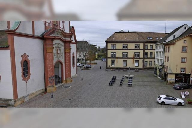 Bad Säckinger Altstadt geht in den Herbstschlaf