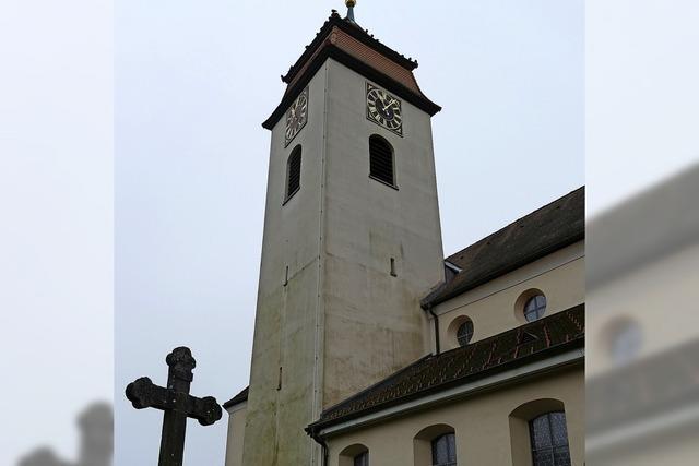 Basilika Heilig Kreuz soll saniert werden