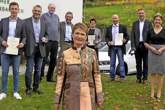 Staatsehrenpreis für WG Oberbergen