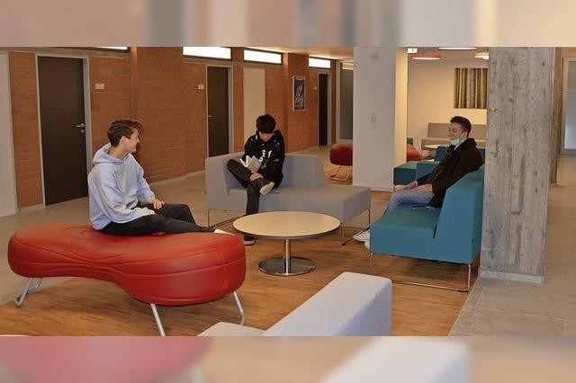 Moderne und vergrößerte Zimmer