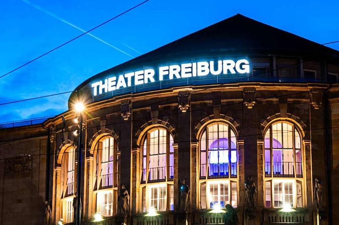 Das Stadttheater – ein Symbol der Kultur in Freiburg  | Foto: Elias Schröder