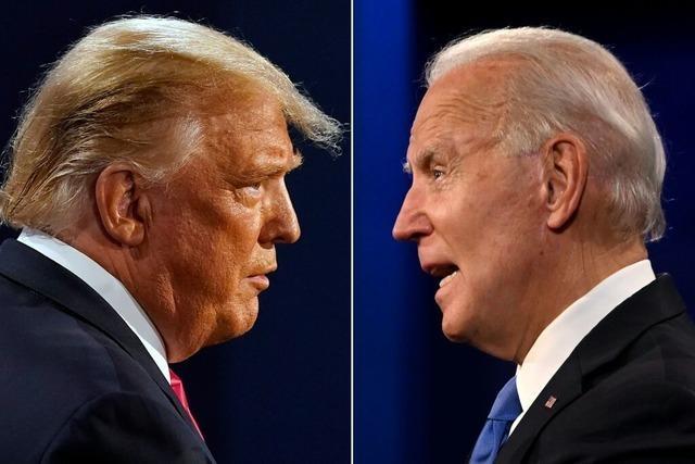 Video zum Nachgucken: SWR-Live-Talk zur Präsidentschaftswahl in den USA