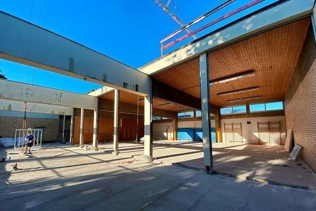 Sporthalle des Max-Planck-Gymnasiums Lahr ist das ganze Schuljahr geschlossen