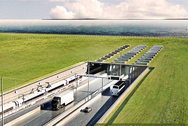 Bundesverwaltungsgericht macht den Weg frei für den Fehmarnbelt-Tunnel