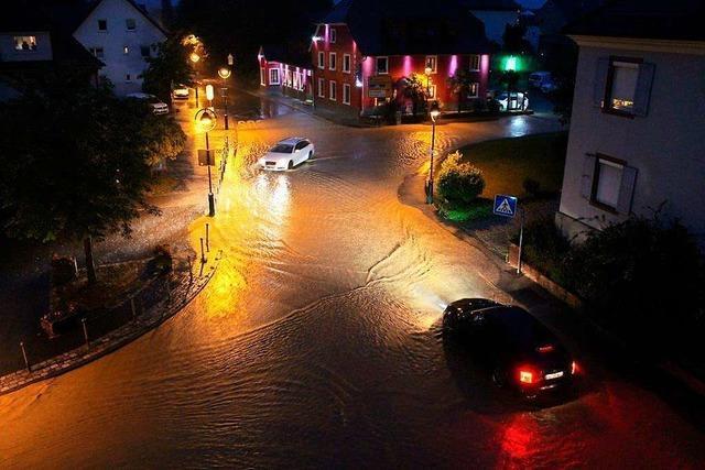 Hochwasserschutz für Freiburg-Hochdorf bleibt eine Herausforderung