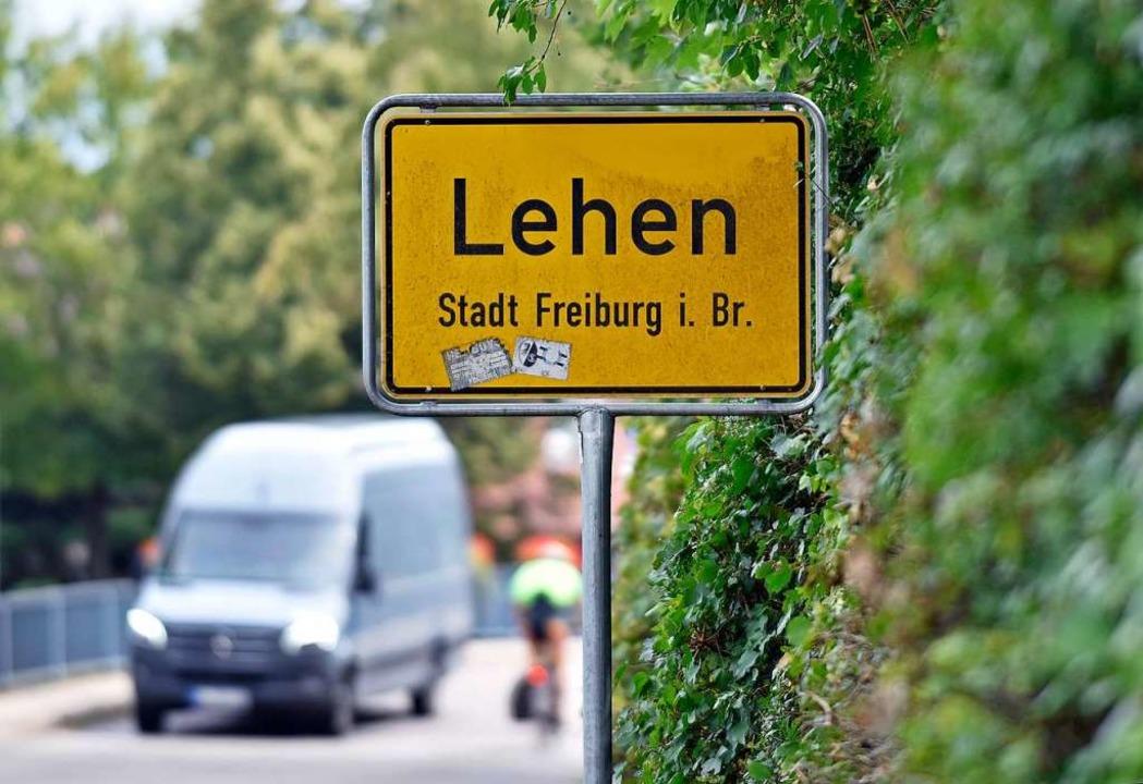 Der Stadtteil Lehen liegt am Westrand der Freiburger Kernstadt.    Foto: Michael Bamberger