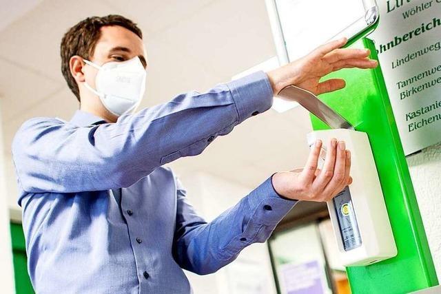 Die SPD im Landkreis Lörrach fordert Schnelltests für Pflegeheime