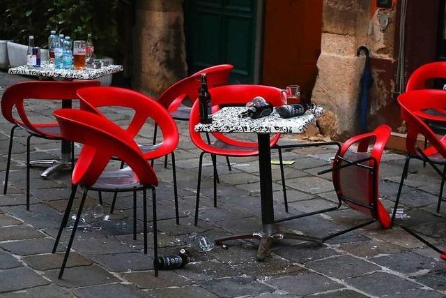 Hintergründe des Terrorakts von Wien beschäftigen die Behörden