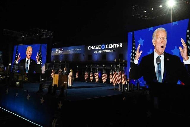 Die US-Wahl wird zur Zitterpartie – und erfordert Geduld