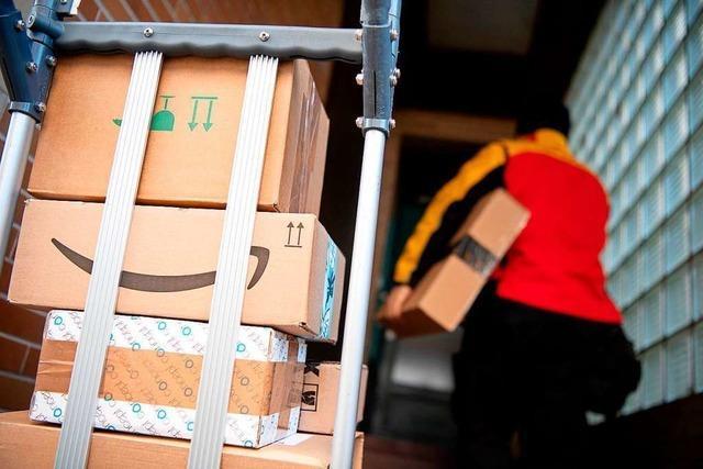 Dürfen Pakete einfach abgestellt werden?