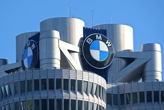 BMW will mit neuer Plattform Fokus auf Elektroautos legen