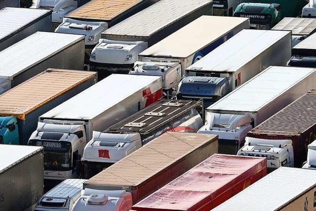 Transportfirma aus Freiburger Umland unterschlägt 700.000 Euro Sozialabgaben