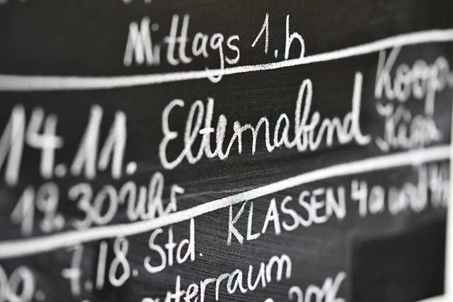 Auch Freiburger Eltern sollten aktiver werden, finden die Elternvertreter