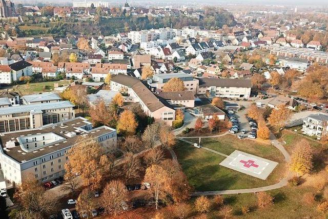 Bürgerinitiative will für Erhalt der Helios-Klinik in Breisach kämpfen