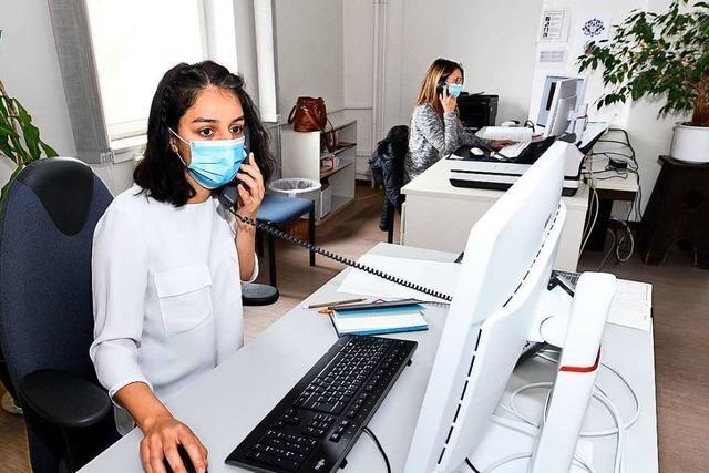 Gesundheitsämter im Land rennen Infektionen weiter hinterher