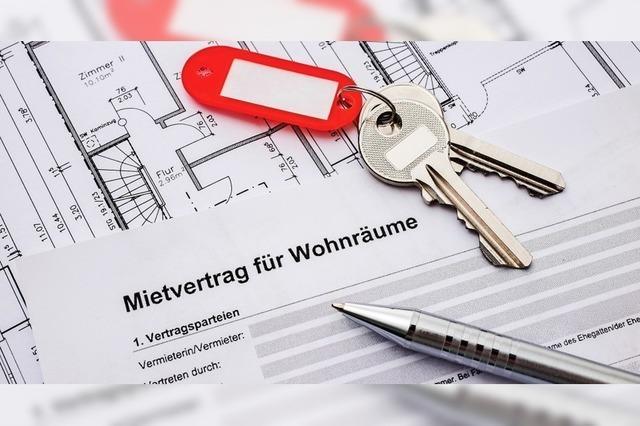 Herbolzheim und Kenzingen helfen Wohnungssuchenden in Not