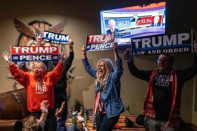 Pfaffenweilermer lebt in Jasper, wo Donald Trump 70 Prozent holte