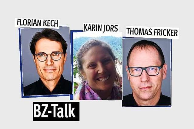 BZ-Talk zum Ausgang der Präsidentschaftswahl in den USA
