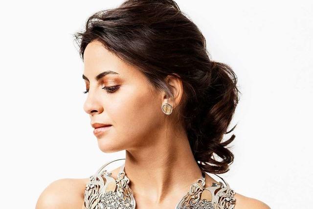Sängerin Fatma Said hat ihr erstes Album mit Liedern veröffentlicht