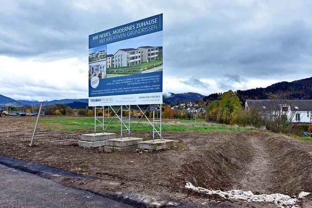 Exquisite Lage, exorbitante Preise: In Hornbühl-Ost ist Wohnen teuer