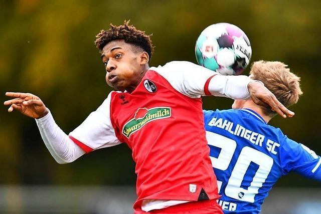Bahlinger SC begrüßt Spielpause, SC Freiburg II trainiert weiter