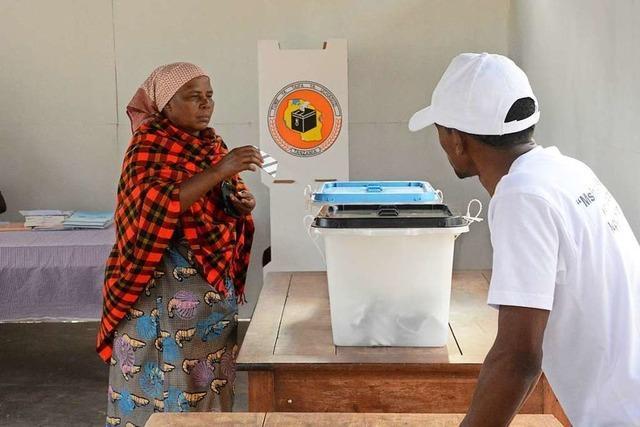 Afrikas Demokratien sind in der Abwärtsspirale