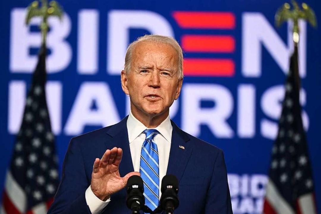 USA - Prognosen: Biden holt wichtigen Bundesstaat Michigan
